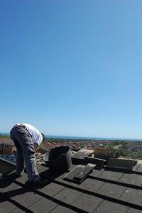 Étanchéité de toiture Salles-d Aude
