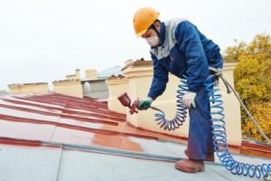 Peinture de toiture Leucate
